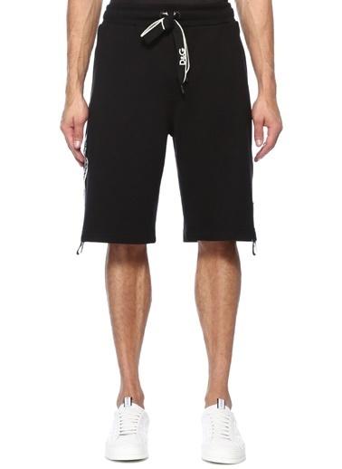 Dolce&Gabbana Bermuda Siyah